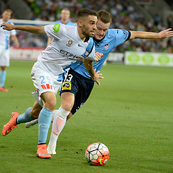 Melbourne City v Sydney   Hyundai A-League   5 March 2016