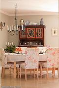 09.07.2010 wnetrze domu w Komorowie Fot Piotr Gesicki Rustical home interior in Poland