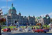 Victoria, Canada, Parliament building
