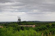 Mine in Las Tres Palmas, Pinar del Rio, Cuba.
