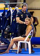 Italy ITA (White cup) Vs Hungary HUN (Blue cup)<br /> Waterpolo Women's FINA Europa Cup<br /> Piscina Monte Bianco - Verona VR<br /> Photo Pasquale Mesiano/ Deepbluemedia /Insidefoto