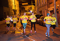 Kinvara Darkness into Light walk in aid of Pieta House.<br />  Photo:Andrew Downes, xposure.     Photo:Andrew Downes, xposure.