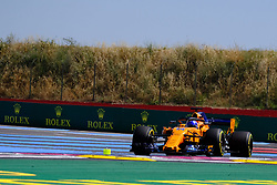 June 22, 2018 - Le Castellet, Var, France - McLaren 14 Driver FERNANDO ALONSO (ESP) in action during the Formula one French Grand Prix at the Paul Ricard circuit at Le Castellet - France (Credit Image: © Pierre Stevenin via ZUMA Wire)