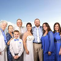 Brian Pennington Family Portraits