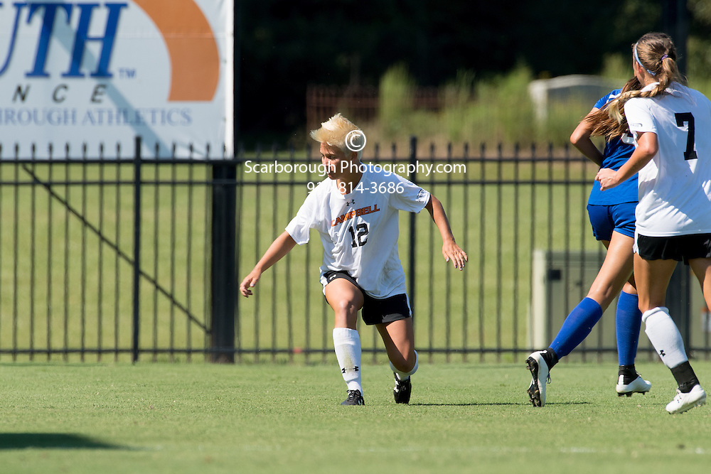 2016 Campbell University Women Soccer vs Presbyterian