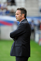 FOOTBALL - FRIENDLY GAME 2012 - FRANCE v SERBIA - REIMS (FRANCE) - 31/05/2012 - PHOTO JEAN MARIE HERVIO / REGAMEDIA / DPPI - SINISA MIHAJLOVIC ( SERBIA COACH )