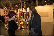 PEARL LAM; PIERRE LAGRANGE, Art 14. Olympia Grand Hall. London. 27 February 2013.