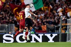 May 2, 2018 - Rome, Italy - Roberto Firmino of Liverpool during the UEFA Champions League Semi Final match between Roma and Liverpool at Stadio Olimpico, Rome, Italy on 2 May 2018. (Credit Image: © Giuseppe Maffia/NurPhoto via ZUMA Press)