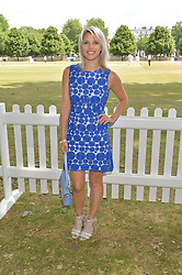 PIPS TAYLOR at the Flannels For Heroes cricket competition in association with Dockers held at Burton Court, Chelsea, London on 19th June 2015