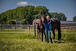 Plomp Wendy, NEDfokk<br /> Stal Waalsehoeve - Tull en 't Waal 2019<br /> © Hippo Foto - Dirk Caremans<br /> 29/05/2019