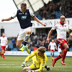 Millwall v Sheffield Utd |  League One | 19 March 2016