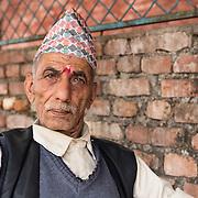 Bhimnath Dhungana, 77