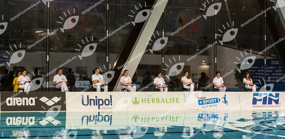 Impianti - Venues<br /> FIN Campionati Assoluti Invernali di Nuoto Sincronizzato 2015<br /> Torino, Italia - 6/8 Febbraio 2015<br /> Day02 - 8 Febbraio<br /> Photo Pasquale F. Mesiano/Deepbluemedia/Inside
