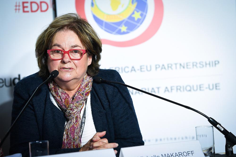 20160615 - Brussels , Belgium - 2016 June 15th - European Development Days - Impact investing for Africa - EABF Workshop - Michelle Makaroff , Senior Director , Teachers Media International © European Union