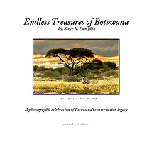 Endless Treasures of Botswana Book