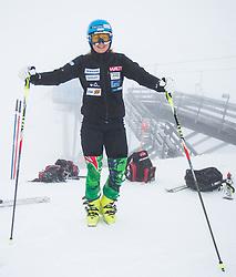 29.10.2013, Moelltaler Gletscher, Flattach, AUT, FIS Ski Weltcup, Training Moelltaler Gletscher, im Bild Tanja Poutiainen (FIN) // Tanja Poutiainen of Finland during practice session prior to the Levi FIS World Cup at Moelltaler Glacier in Flattach, Austria on 2013/10/29. EXPA Pictures © 2013, PhotoCredit: EXPA/ Johann Groder