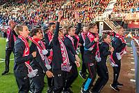 ALKMAAR, 19-05-2017, AZ - FC Groningen,  AFAS Stadion, jeugd onder 13 kampioen