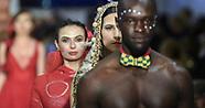 African Fashion Week in Toronto - 18 Aug 2017