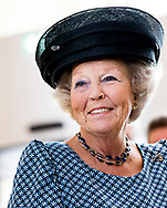 TIEL - Princess Beatrix of the Netherlands opens on Thursday, October 26, the Zinder Cultural Center in Tiel. As a center for music, dance, theater, visual arts, literature and information, Zinder is a meeting and inspiration for residents, visitors and tourists. Copyright Robin Utrecht<br /> <br /> TIEL - Prinses Beatrix der Nederlanden&nbsp;opent donderdagmiddag 26 oktober cultuurcentrum Zinder in Tiel. Als centrum voor muziek, dans, theater, beeldende kunst, literatuur en informatie vormt Zinder een ontmoetings- en inspiratieplek voor inwoners, bezoekers en toeristen. Copyright Robin Utrecht