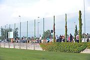 Udine, 04/07/2011.Campionato di calcio Serie A 2011/2012. .L' Udinese riprende gli allenamenti in attesa dell'inizio del Ritiro Pre Campionato..© foto di Simone Ferraro
