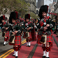 St Patrick's Day Parade San Francisco 2015