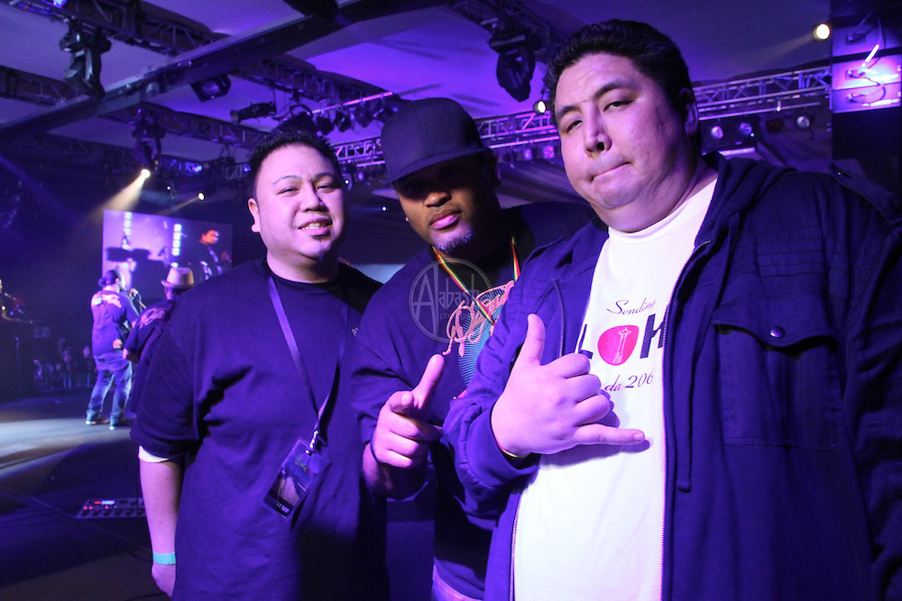 """""""Springfest '11? featuring Katchafire with Kore Ionz at Snoqualmie Casino."""
