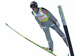 16.03.2012, Planica, Kranjska Gora, SLO, FIS Ski Sprung Weltcup, Einzel Skifliegen, im Bild Anders Bardal (NOR), during the FIS Skijumping Worldcup Individual Flying Hill, at Planica, Kranjska Gora, Slovenia on 2012/03/16. EXPA © 2012, PhotoCredit: EXPA/ Oskar Hoeher.