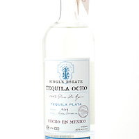 Tequila Ocho plata 2011 -- Image originally appeared in the Tequila Matchmaker: http://tequilamatchmaker.com