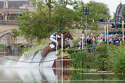 Cook Kristina, (GBR), Star Witness<br /> Cross country<br /> Land Rover Burghley Horse Trials - Stamford 2015<br /> © Hippo Foto - Jon Stroud<br /> 05/09/15
