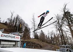 03.02.2019, Energie AG Skisprung Arena, Hinzenbach, AUT, FIS Weltcup Ski Sprung, Damen, im Bild Lidiia Iakovleva (RUS) // Lidiia Iakovleva (RUS) during the woman's Jump of FIS Ski Jumping World Cup at the Energie AG Skisprung Arena in Hinzenbach, Austria on 2019/02/03. EXPA Pictures © 2019, PhotoCredit: EXPA/ Reinhard Eisenbauer