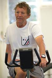 Bruno Jourden - Stage d'entrainement avec l'equipe France de voile - Sonar a ENVSN, St Pierre de Quiberon