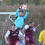 30-07-2015 Arbroath Victoria v Dundee under 20s