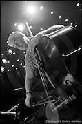 Berlin, DEU, 06.11.1998: Jazz Music , Guy, Barry, bass, London Jazz Composers Orchestra, JazzFest Berlin, Haus der Kulturen der Welt, Berlin, 06.11.1998 ( Keywords: Musiker ; Musician ; Musik ; Music ; Jazz ; Jazz ; Kultur ; Culture ) ,  [ Photo-copyright: Detlev Schilke, Postfach 350802, 10217 Berlin, Germany, Mobile: +49 170 3110119, photo@detschilke.de, www.detschilke.de - Jegliche Nutzung nur gegen Honorar nach MFM, Urhebernachweis nach Par. 13 UrhG und Belegexemplare. Only editorial use, advertising after agreement! Eventuell notwendige Einholung von Rechten Dritter wird nicht zugesichert, falls nicht anders vermerkt. No Model Release! No Property Release! AGB/TERMS: http://www.detschilke.de/terms.html ]