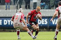 Jerry COLLINS - 29.11.2008 - Toulon / Dax - 12e journee Top 14<br />Photo : Reportages-press.com/ Icon Sport