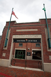 Salem Armory and Visitors Center, Salem Maritime National Historic Site, Salem, Massachusetts, United States of America