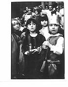 Charlotte Hall (black spots), Charlotte Edge, Eugusta Ogiluy and Costanza Theodoli- Braschi, Garde House School, Holy Trinity Church© Copyright Photograph by Dafydd Jones 66 Stockwell Park Rd. London SW9 0DA Tel 020 7733 0108 www.dafjones.com