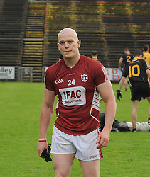 Declan Sweeney came on as a sub for Balla in the junior semi final.<br /> Pic Conor McKeown
