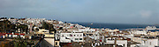 A panoramic view of Tangier, Morocco pictured on December 18, 2009. Tangier, the 'White City', gateway to North Africa, a port on the Straits of Gibraltar where the Meditaerranean meets the Atlantic is an ancient city where many cultures, Phoenicians, Berbers, Portuguese and Spaniards have all left their mark. With its medina, palace and position overlooking two seas the city is now being developed as a tourist attraction and modern port. Picture by Manuel Cohen