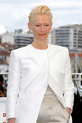 May 15, 2019, Cannes, France: - TILDA SWINTON at the 'The Dead Don't Die' photocall during the 72nd Cannes Film Festival at the Palais des Festivals in Cannes, France. (Credit Image: © Dave Bedrosian/Future-Image via ZUMA Press)
