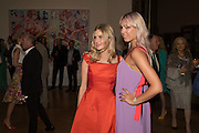 DONNA AIR; AMBER LE BON, Royal Academy Summer exhibition party. Piccadilly. 7 June 2016