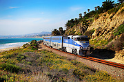 Amtrak Through San Clemente