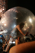 The Flaming Lips perform during the third day of the 2007 Bonnaroo Music & Arts Festival on June 17, 2007 in Manchester, Tennessee. The four-day music festival features a variety of musical acts, arts and comedians..Photo by Bryan Rinnert