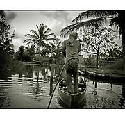 """Autor de la Obra: Aaron Sosa<br /> Título: """"Serie: Laguna de Sinamaica""""<br /> Lugar: Sinamaica, Estado Zulia - Venezuela <br /> Año de Creación: 2009<br /> Técnica: Captura digital en RAW impresa en papel 100% algodón Ilford Galeríe Prestige Silk 310gsm<br /> Medidas de la fotografía: 33,3 x 22,3 cms<br /> Medidas del soporte: 45 x 35 cms<br /> Observaciones: Cada obra esta debidamente firmada e identificada con """"grafito – material libre de acidez"""" en la parte posterior. Tanto en la fotografía como en el soporte. La fotografía se fijó al cartón con esquineros libres de ácido para así evitar usar algún pegamento contaminante.<br /> <br /> Precio: Consultar<br /> Envios a nivel nacional  e internacional."""