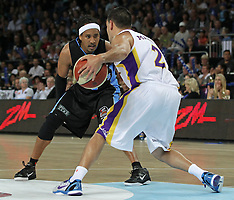 Auckland-Basketball, NBL, Breakers v Kings, 2011-12, Round 17