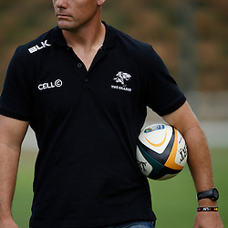 DURBAN, SOUTH AFRICA, 23, April 2016 - Michael Horak during the  Currie Cup Qualifiers match between The Cell C Sharks XV vs Windhoek Draught Welwitschias,King Zwelithini Stadium, Umlazi, Durban, South Africa. Kevin Sawyer (Steve Haag Sports) images for social media must have consent from Steve Haag