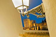 Alberto Carrera, View of La Alhambra from Albaicín Neighborhood, Albaycín, Albayzín, UNESCO World Heritage Site, Granada, Andalucía, Spain, Europe