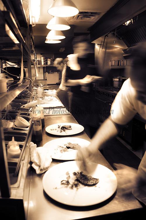 Restaurant Kitchen Photography restaurant eighteen's kitchen | michael davidson