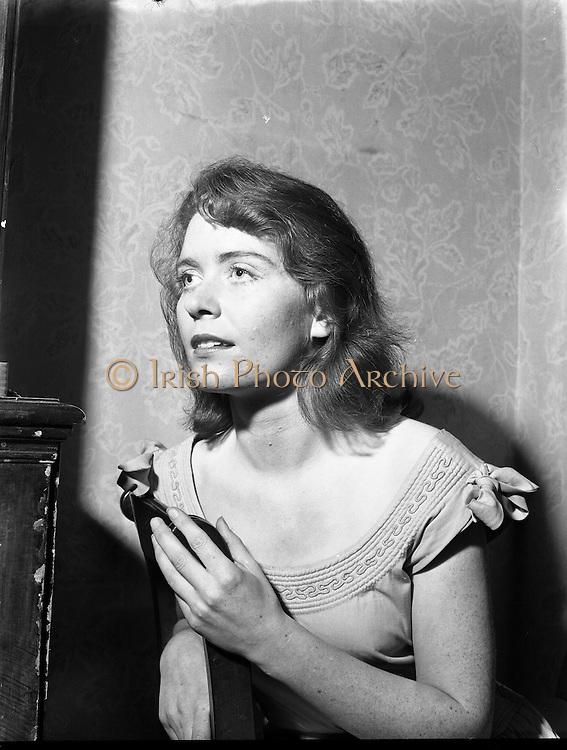 Wexford Festival 31/10/1957