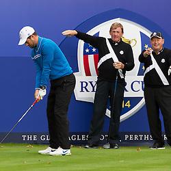 Ryder Cup | Gleneagles | 25 September 2014