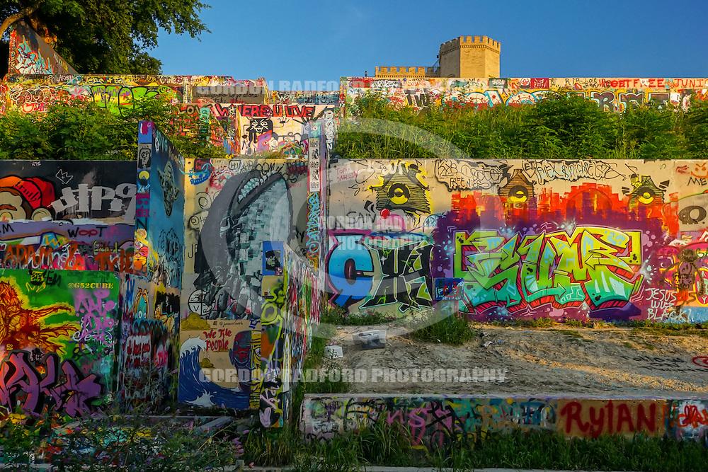 Hope Art Gallery / Graffiti Park in Austin, Texas